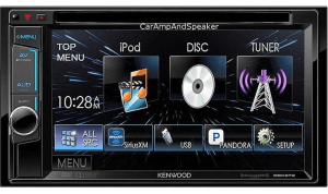 Double Your Car Audio Sound with Head Unit Double Din 2