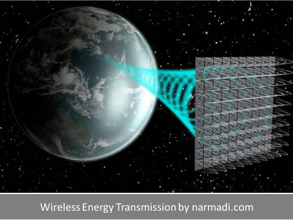 Issue of Wireless Energy Transmission