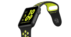 Start Your Run with Apple Watch Series 2 Nike Edition
