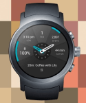 LG Watch Sport Specifications (screen)