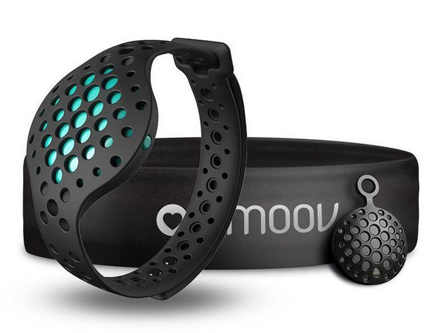 Moov Now Fitness Tracker Review; A Tracker with nice look