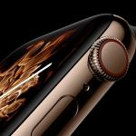 New Apple Watch Series 4 watch body