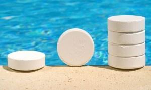 Swimming Pool Chemical: Non Liquid Chlorine