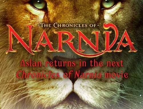 Breaking Mark Gordon To Produce The Silver Chair Narnia Fans