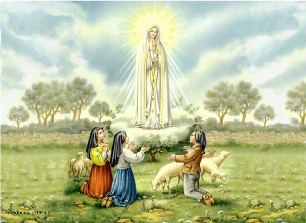 13. svibnja Gospa Fatimska - što su papa Ivan Pavao II. i Benedikt ...