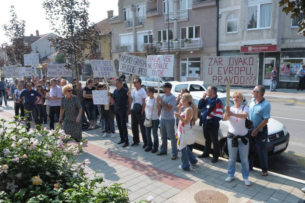 Александар Милошевић : ПРАВОСУДНИ ХОРОР РАДНИКА ''КЊАЗ МИЛОШ''