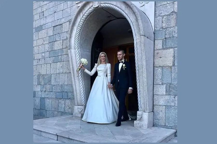 Lach se oženio (foto: Instagram/Lach)
