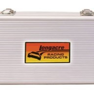 Longacre Tire Gauge Storage Case