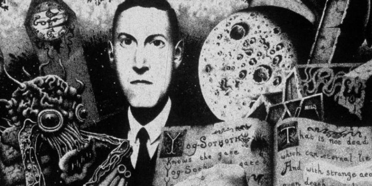 ¡LOVECRAFT y SUS TERRORES!