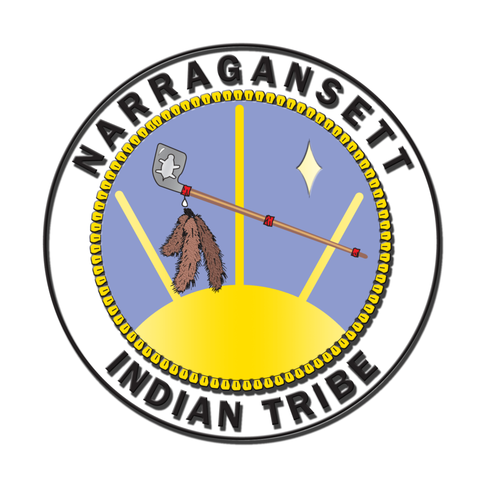 narragansett indian logo