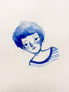 Giuditta_Illustratori_Narrandom_ Blog di racconti