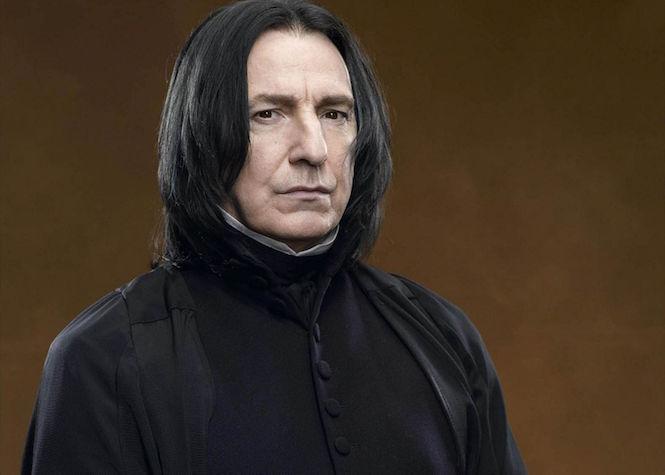 Photo de Rogue, une fausse piste/red Herring récurente dans Harry Potter