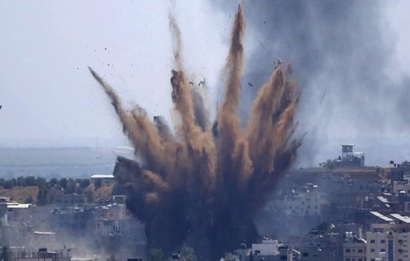HOSPITALES EN GAZA AHORA LIDIAN CON HERIDOS POR BOMBARDEOS
