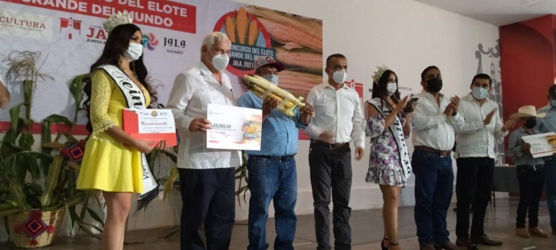 EL ELOTE MÁS GRANDE DEL MUNDO EXISTE Y ESTÁ EN MÉXICO