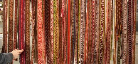 eWeaving Belts: A project looking into Latvian traditions of Belt Weaving