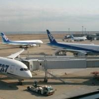 羽田空港の南国酒家で昼食を食べて飛行機を見てきました!