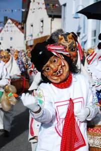 50 Jahre Närrischer Freundschaftsring Neckar-Gäu mit Masken- und Häsausstellung @ Hohenberghalle Horb | Horb am Neckar | Baden-Württemberg | Deutschland