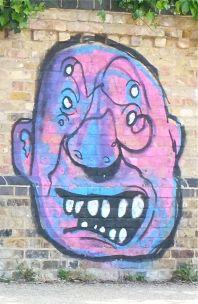 Graffiti 5 - Face 3