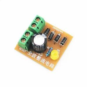 Bridge Rectifier IN4007 Ac To Dc Converter Wave Rectifier Circuit Board