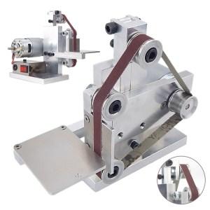 Model makers' belt sander