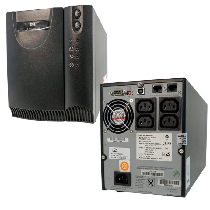 HP T750 GS uninterruptible power supply