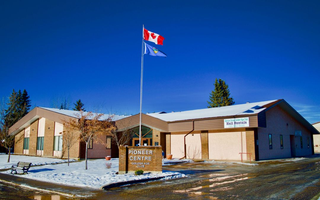 Pioneer Centre Temporarily Closed