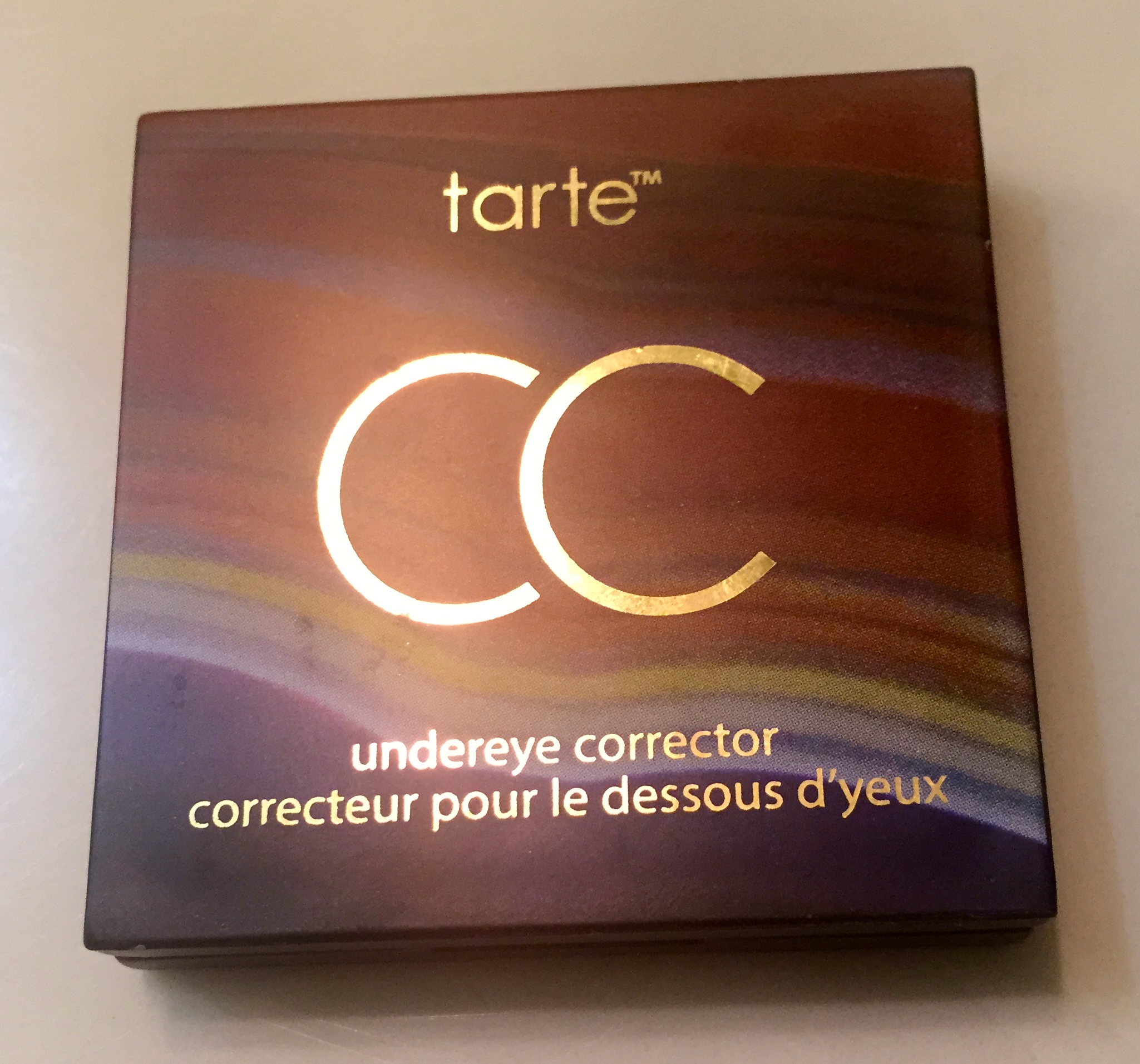 Colored Clay CC Undereye Corrector by Tarte #15