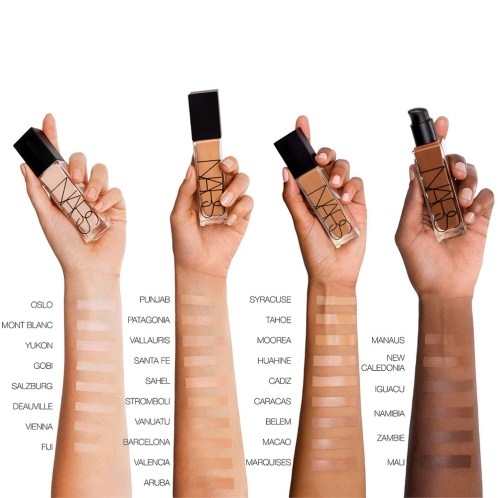 Top 10 Foundations With Inclusive Shade Ranges