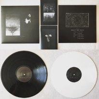 Black and white Vinyl