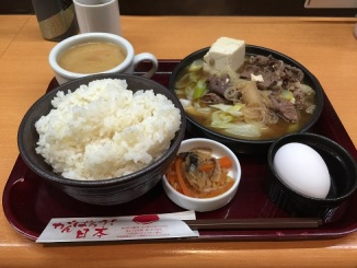 これがカフェ『茶和』の日替わり定食だ!