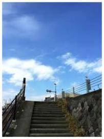 材木座階段