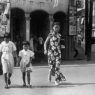 日本統治時代の人と暮らしを激写 鄧南光のカメラワーク