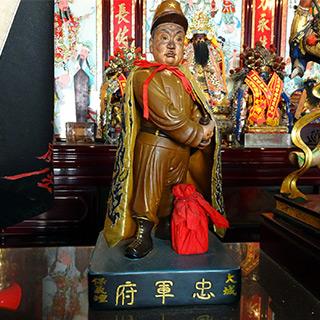 台湾で神として祀られる日本人 初鹿でなくなった「日本将軍」を探して