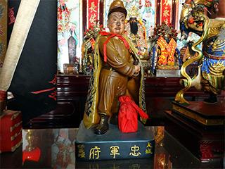 堂本将軍神像