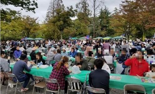 新松戸収穫祭ビアフェスタ(2019)日程と会場はどこ?開催時間と屋台もチェック!