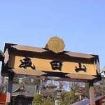初詣は酉年の守り本尊の不動明王がある成田山新勝寺で決まり