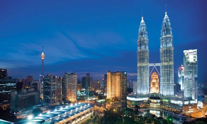 Kuala Lumpur Twintower