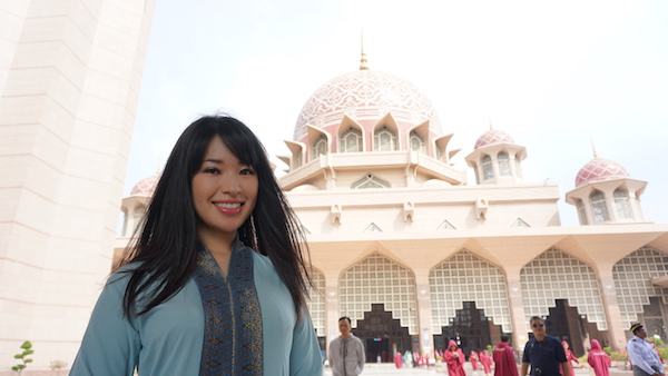Narui my Pink Mosque TOP