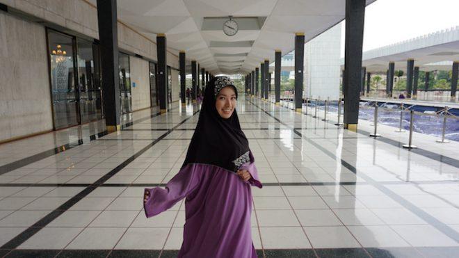 narui.my masjid negara 2