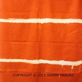 Shibori Wool Delaine