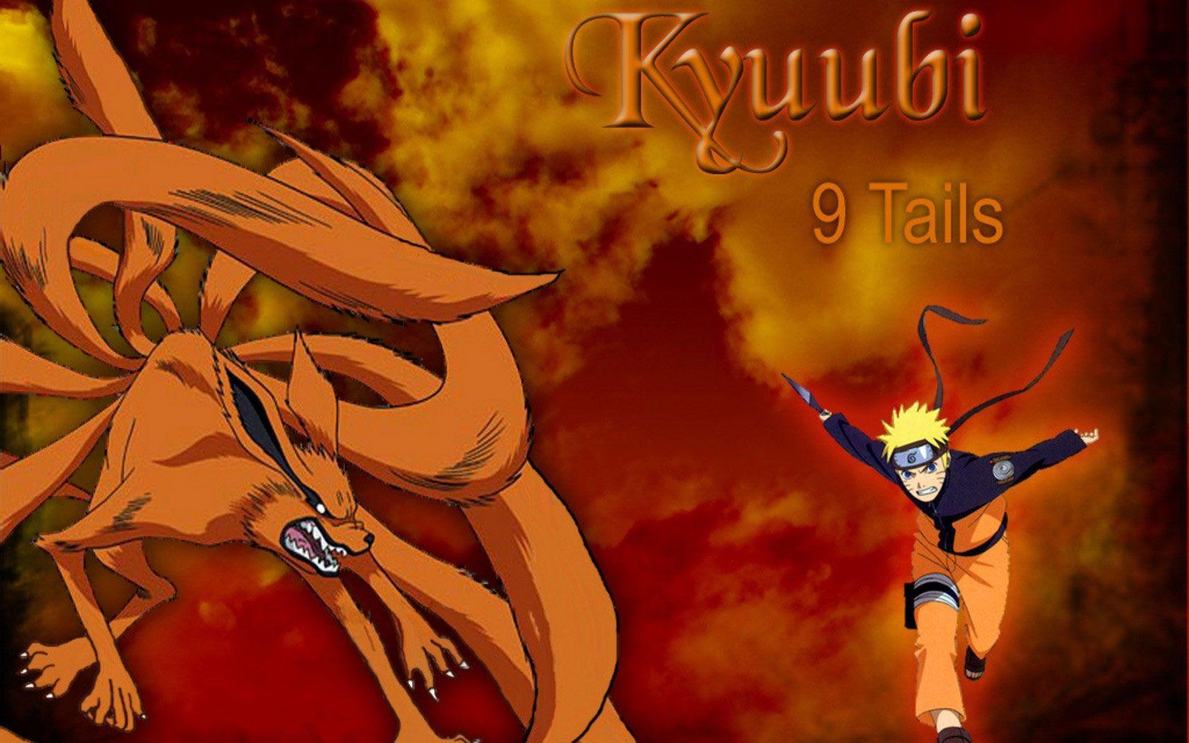 Conheca A Biju De 9 Caudas Kurama Naruto Hokage De Konoha