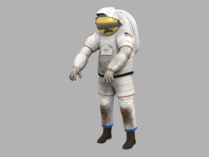 Z2 Spacesuit   3D Resources