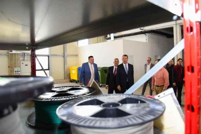 Nemci otvorili novu fabriku u Subotici, posao za sto radnika 1