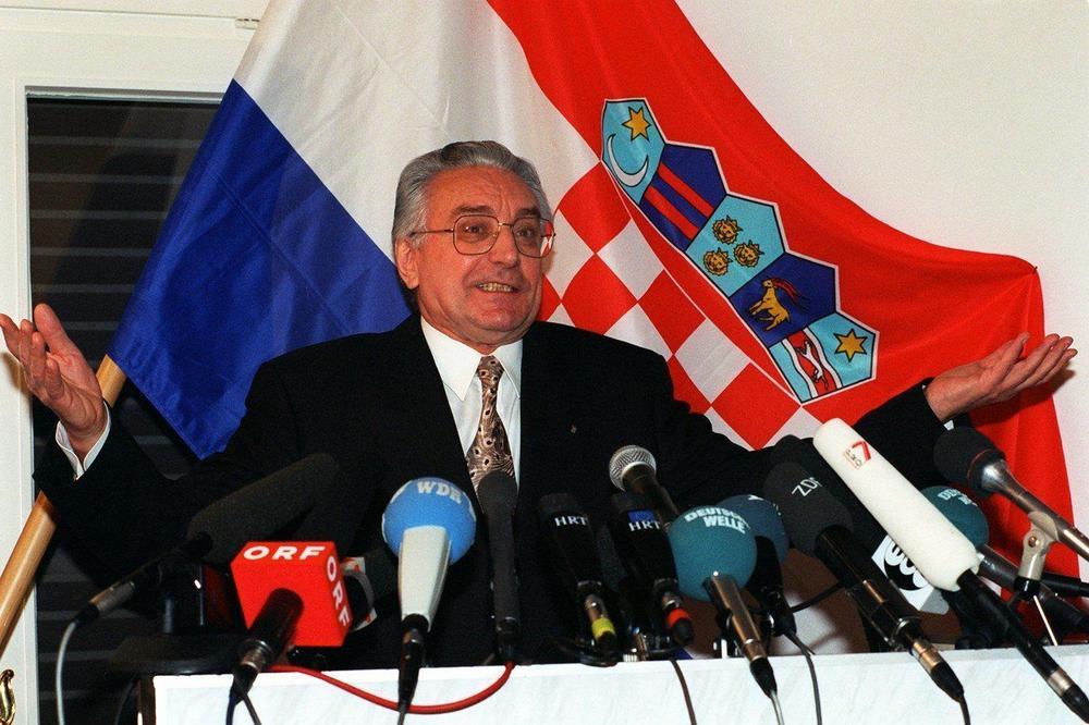 HRVATIMA NIKAD DOSTA TUĐMANA: Akademici traže da poznati institut ponese ime prvog predsednika Hrvatske 1