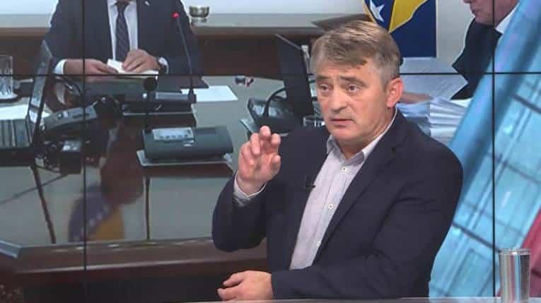 Komšić: Put BiH ka NATO je deblokiran 1