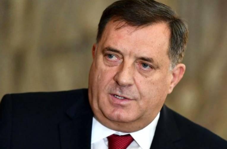 Dodik se posipa pepelom, ne idemo u NATO 1