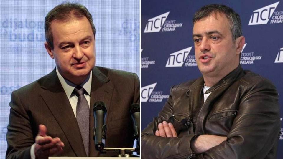 Trifunović: Vrhunac politike SPS-a jeste Dačić koji glumi mečku na vašaru 1