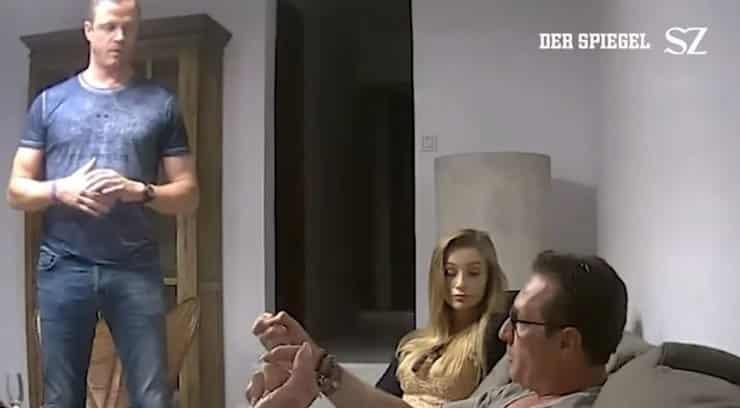 """Srbin KLJUČNI AKTER u aferi """"Ibica"""": Obučavao ženu koja je glumila milijarderku i prevarila Štrahea, a za koju se sumnja da je BOSANKA 1"""