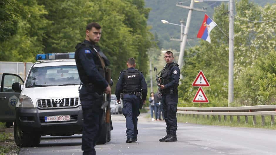 UHAPŠEN RATNI ZLOČINAC SA SRPSKE POTERNICE: Albanac priveden na prelazu Merdare! 1