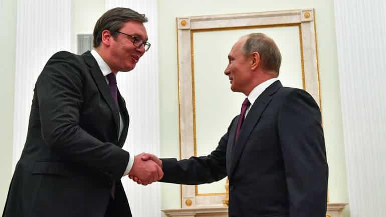 RUSIJA: Vučić na ivici suza, izdao je sve, najgore ga tek čeka 1